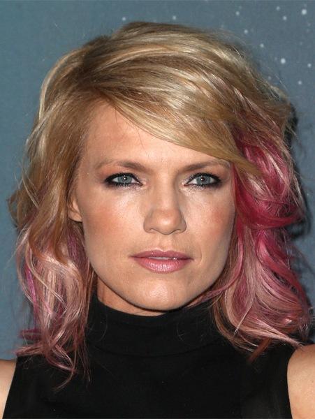 kathleen-rose-perkins-medium-wavy-hairstyle