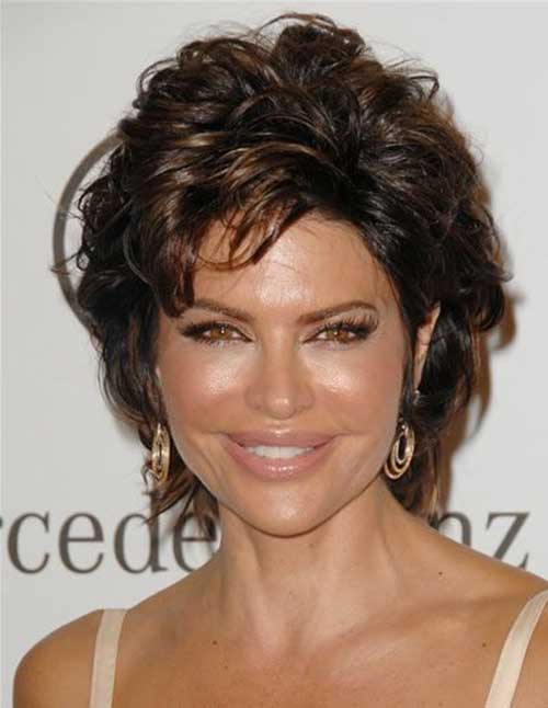 Swell Short Layered Hairstyles For Over 50 Best Hair Color Ideas Hairstyle Inspiration Daily Dogsangcom