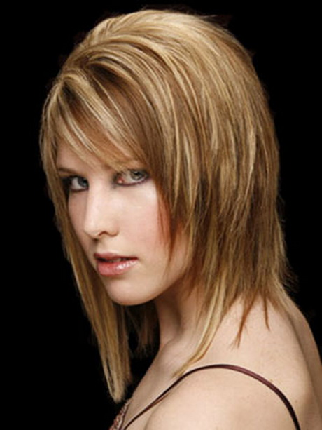 choppy-medium-length-hairstyles-straight-hair