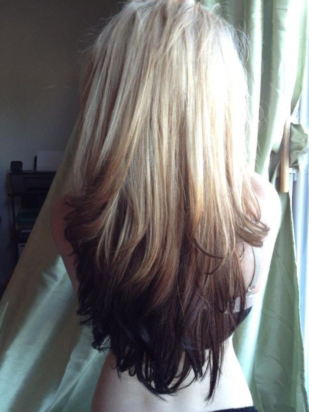 dazzling-ombre-hair-color
