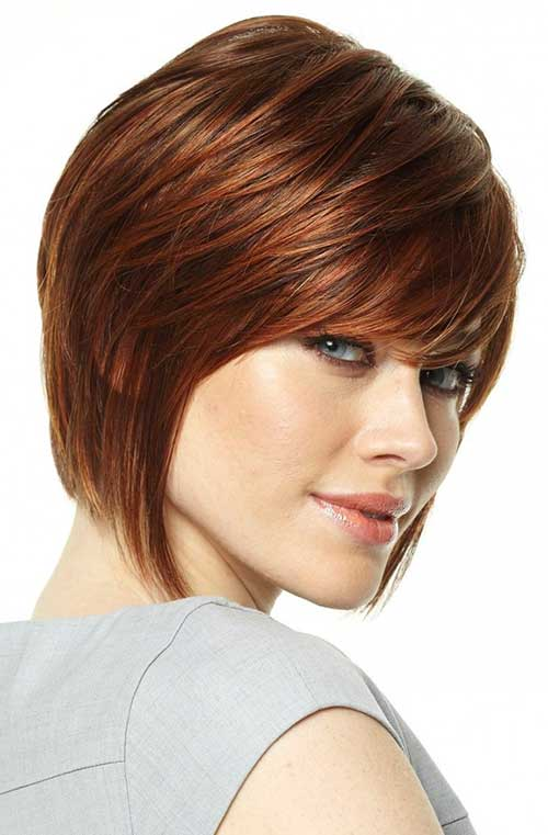 ginger-bob-haircut-with-layered-bangs-for-oval-faces