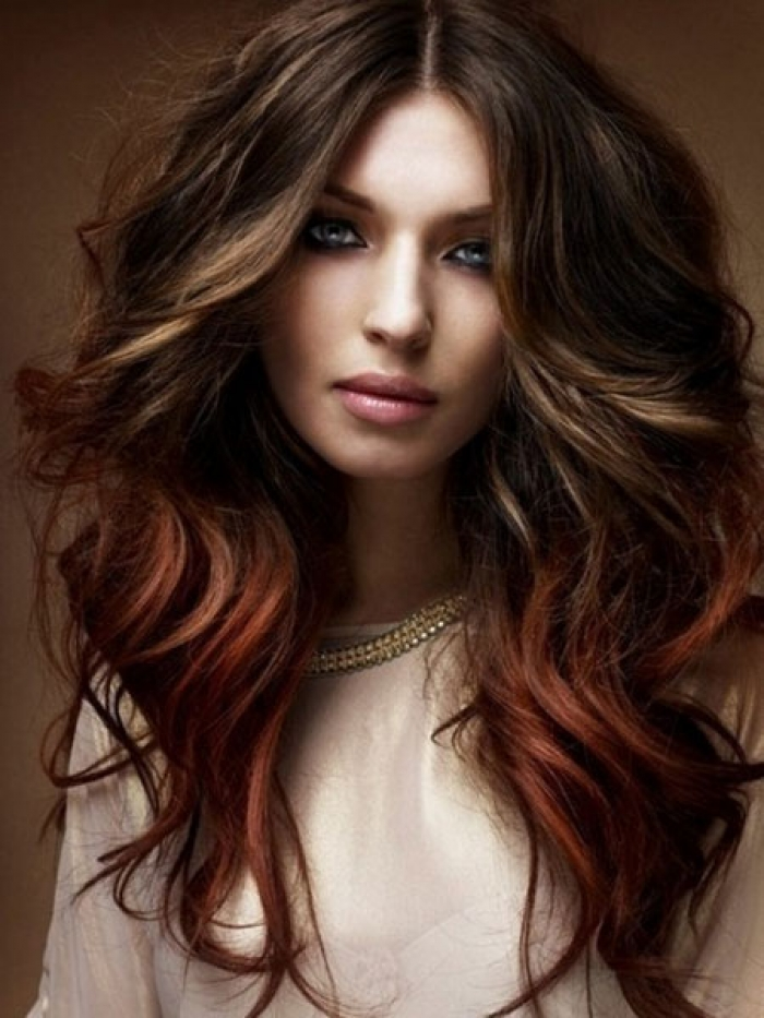 Modern Long Haircuts amazing hairstyle