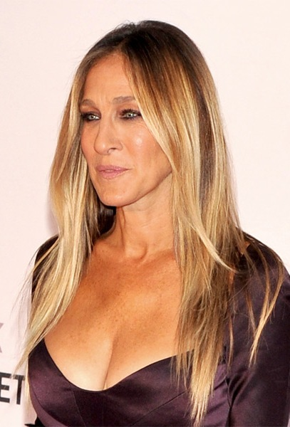 sarah-jessica-parker-long-straight-hairstyle