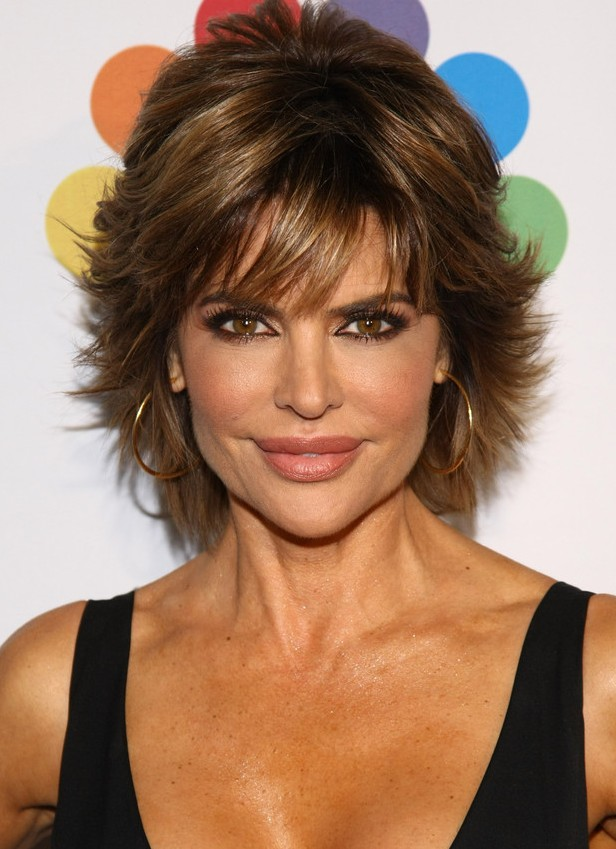 30 Hottest Short Layered Hairstyles For Women Over 50 - Haircuts ...