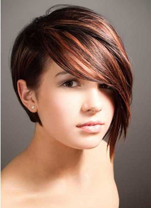 40 gorgeous short hairstyles for round face shapes hottest haircuts short bob hairstyles for round faces urmus Gallery