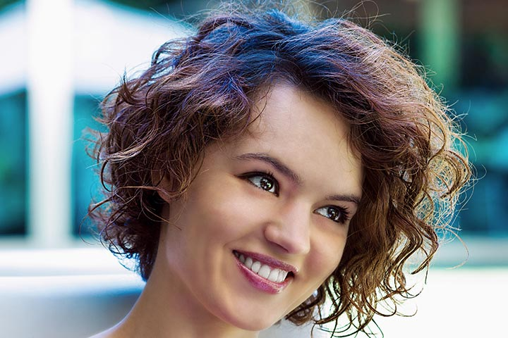 30 Popular And Trendy Curly Hairstyles For Teenage Girls Haircuts Hairstyles 2020