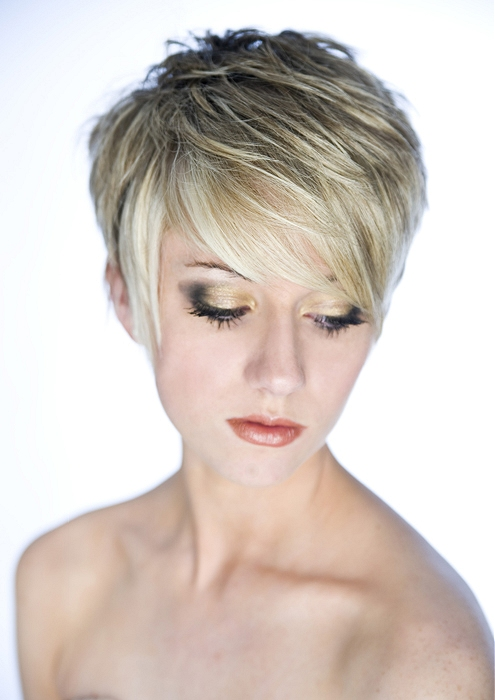 Short Choppy Hairstyles Picture Gallery