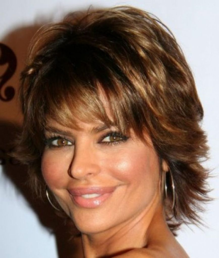 30 hottest short layered hairstyles for women over 50 - hottest