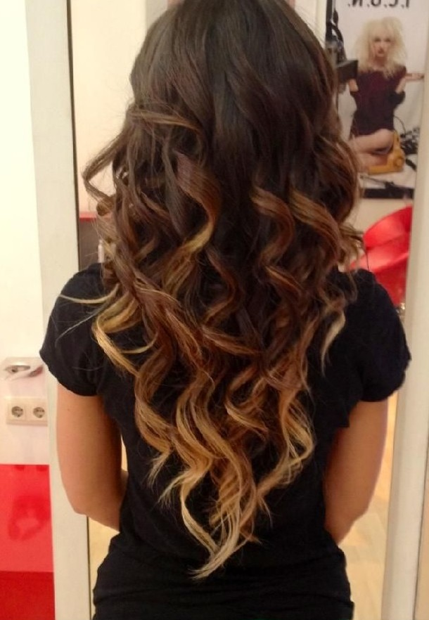 30 Hottest And Sizzling Ombre Hair Color Ideas Haircuts
