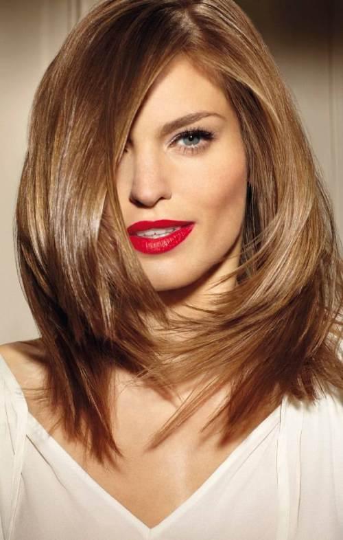 medium-length-layered-haircut-for-thick-hair