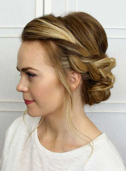 hair up styles ponytail 20 of the most beautiful updo haircuts for gorgeous 6237