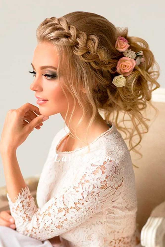 22 most stylish wedding hairstyles for long hair haircuts greek wedding hairstyles for long hair junglespirit Images
