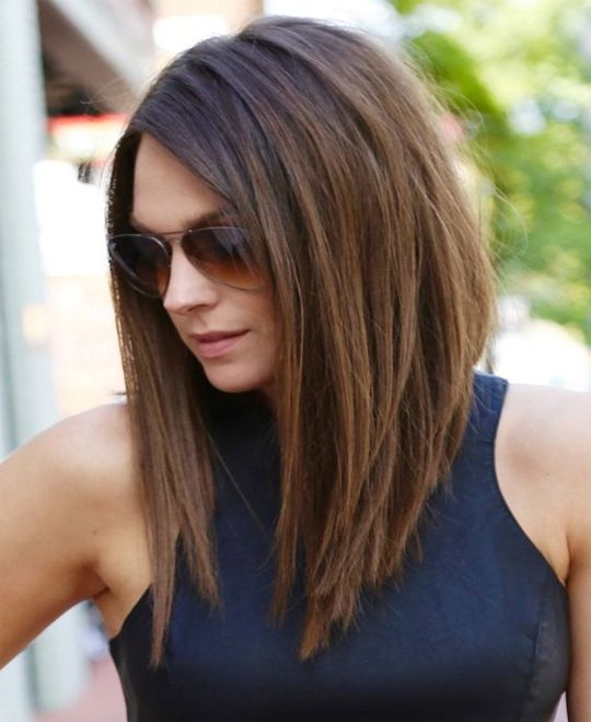 shoulder-length-ombre-hair
