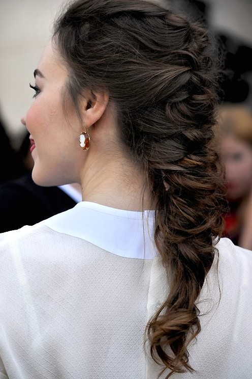 Hairstyles For A Summer Wedding : 22 easy and cool long hairstyles for summer hottest haircuts