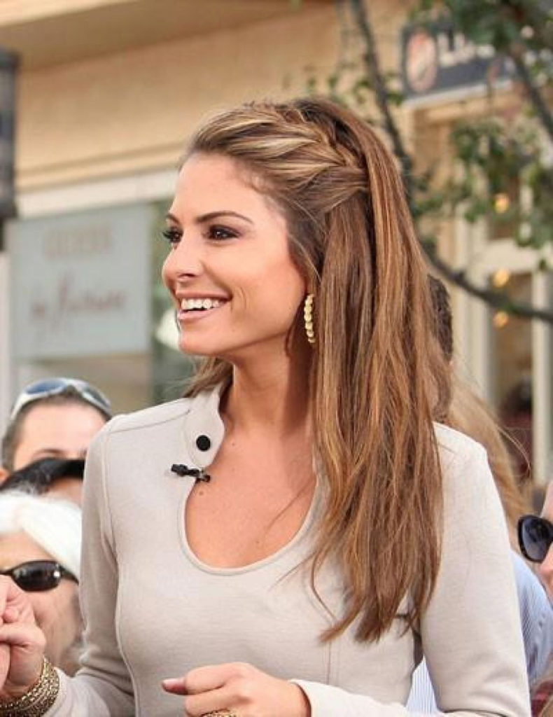 Fancy Up Your Look with These Casual Hairstyles for Women - Haircuts ...