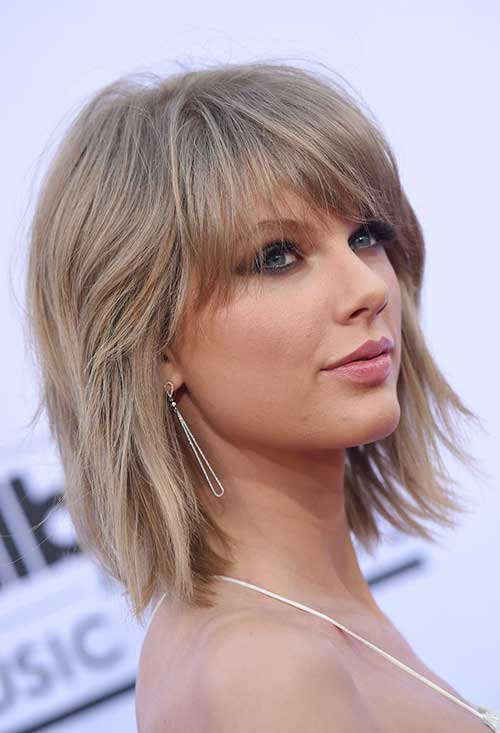 Casual Hairstyle for Short Hair