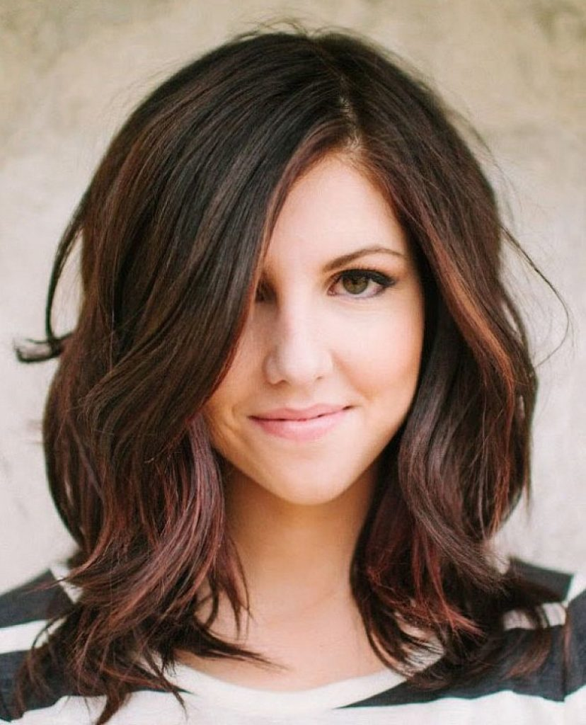 25 hottest looking medium wavy hairstyles for women - haircuts