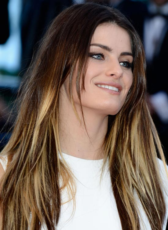 how to style straightened hair 27 most glamorous hairstyles for 6096