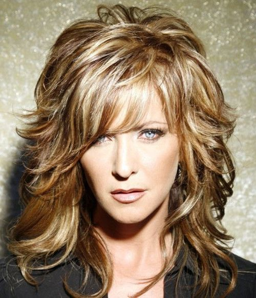 Womens Mid Length Hairstyles: 25 Most Superlative Medium Length Layered Hairstyles