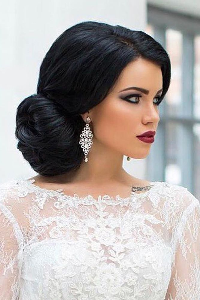 25 Classic and Beautiful Vintage Wedding Hairstyles - Haircuts ...