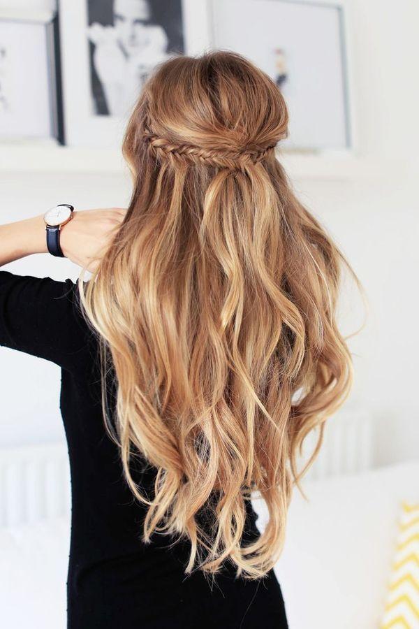 25 Trendy And Beautiful Beach Wedding Hairstyles Haircuts