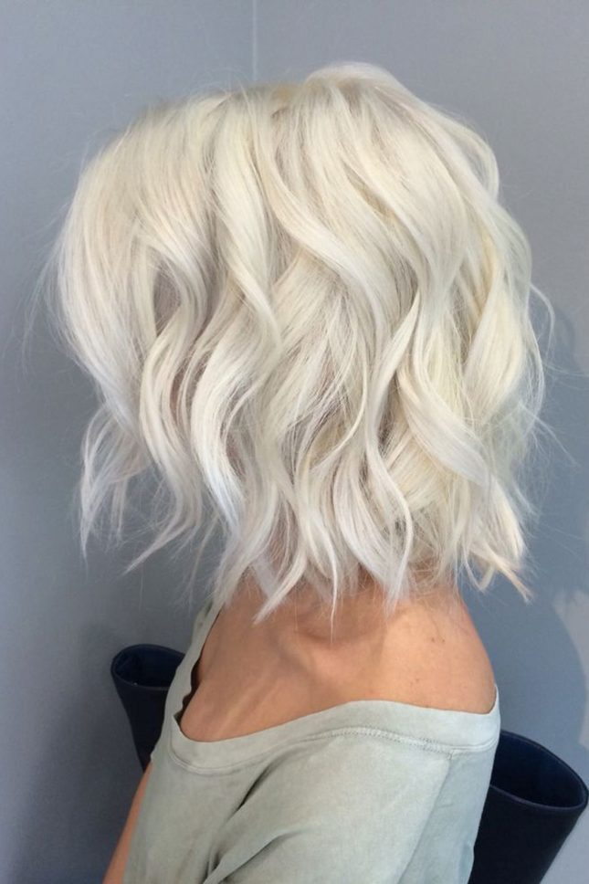 Icy Blonde