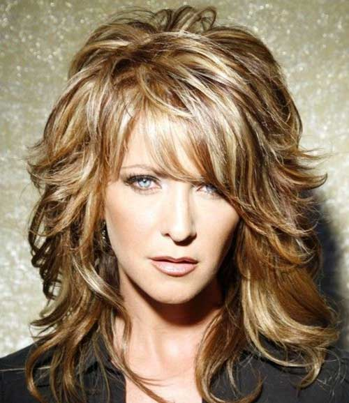 20 Most Coolest Hairstyles For Women Over 40 Haircuts Hairstyles 2020