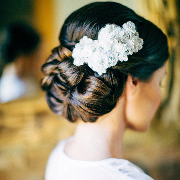 20 most beautiful bridal updos for elegant brides haircuts wedding updos for long thick hair junglespirit Choice Image