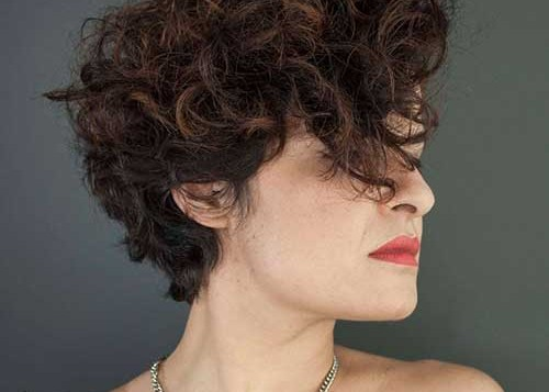 25 Awesome and Latest Short Haircuts for Curly Hair - Haircuts ...
