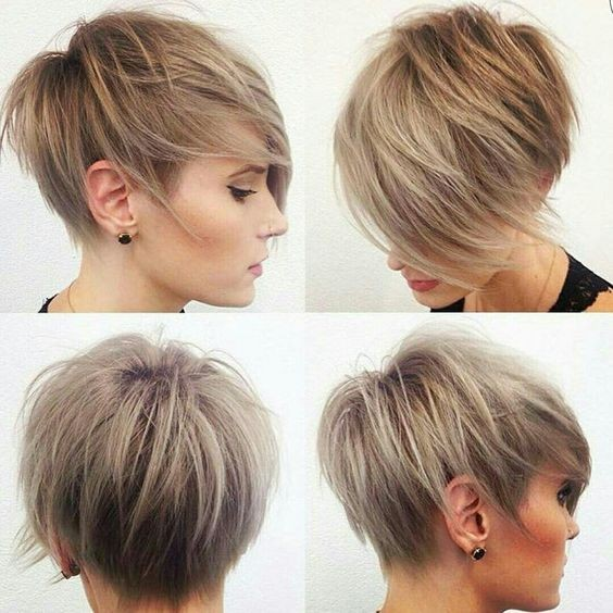 21 Most Glamorous Short Hairstyles for Fine Hair - Haircuts ...