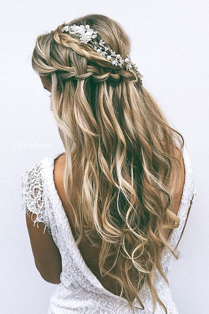 22 Most Gorgeous and Stylish Wedding Hairstyles - Haircuts ...