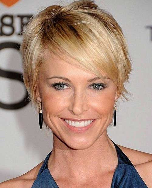 21 Most Glamorous Short Hairstyles For Fine Hair Haircuts
