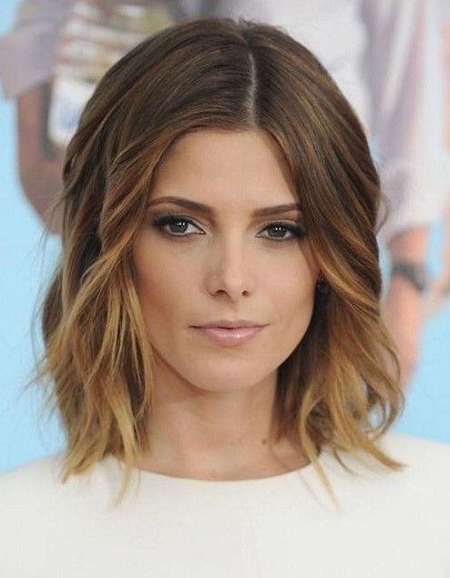 30 Most Dazzling Medium Length Hairstyles for Thin Hair - Haircuts ...