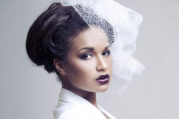 28 Black Wedding Hairstyles For Elegant Appearance - Haircuts & Hairstyles 2018