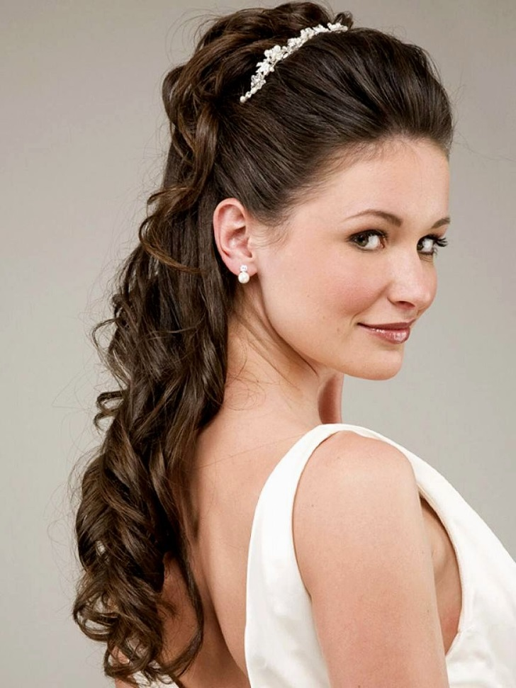 25 Most Coolest Wedding Hairstyles With Headband Haircuts Hairstyles 2020