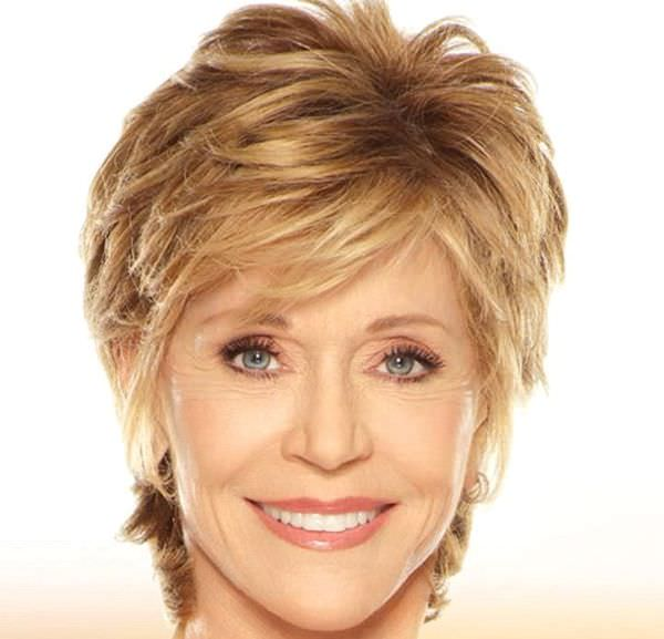 jane fonda short haircuts 30 most stylish and charming fonda hairstyles 4524 | Layered Formal Hair