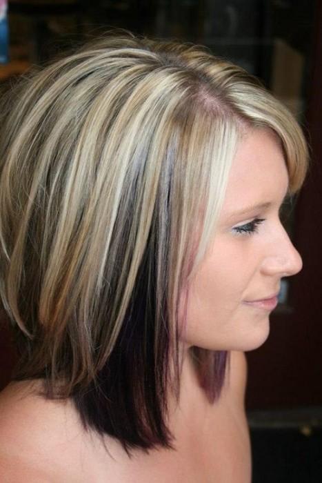 Sleek Layered Hair