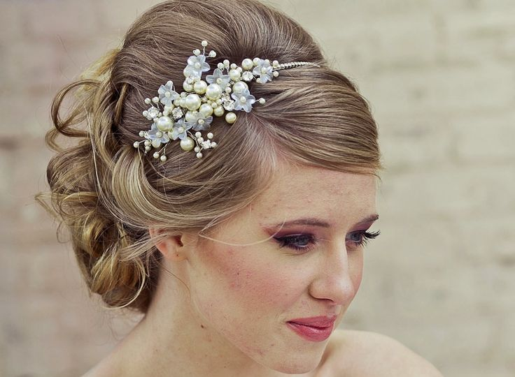Stunning Updo with Headband