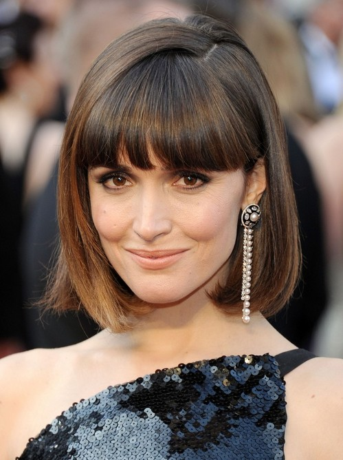35 Short Hairstyles With Bangs For Women Hottest Haircuts