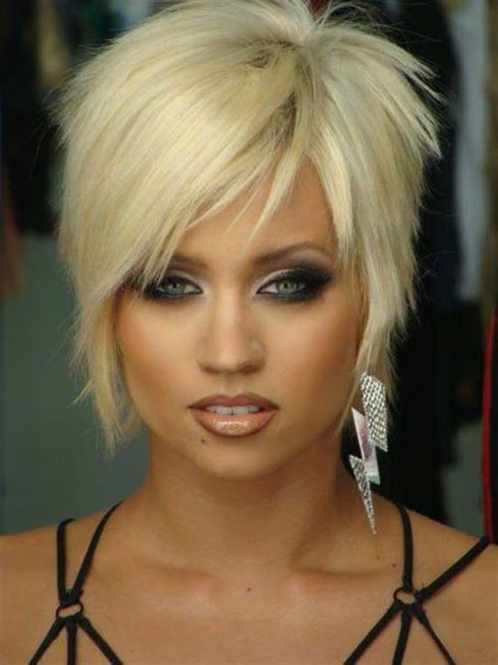 30 Edgy Short Hairstyles for Women - Be Classy And Fabulous - Haircuts & Hairstyles 2020