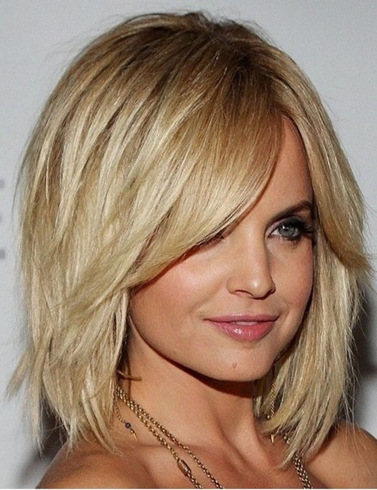 30 Medium Hairstyles With Layers For Women Haircuts Hairstyles 2018