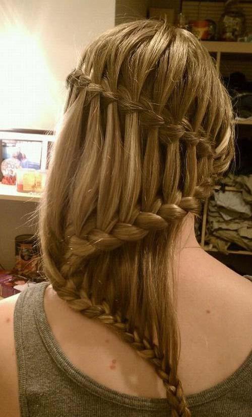 Creative Braids for Long Hair