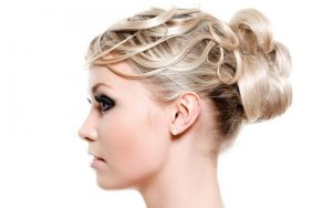 30 Medium Updo Hairstyles For Women To Look Stunning