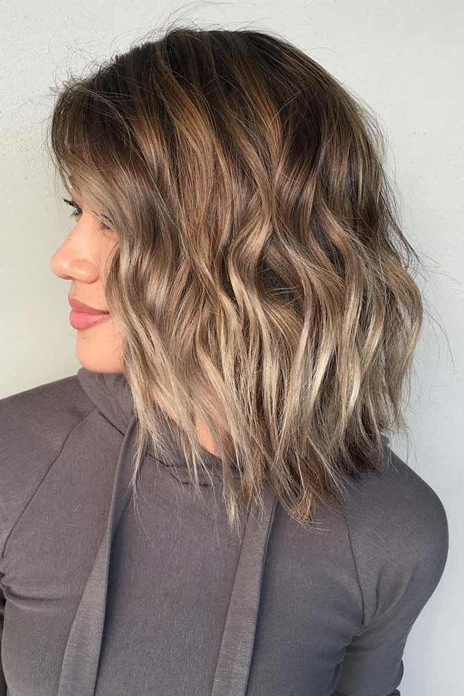Textured Lob with Waves