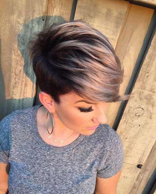 33 Fall Hairstyles For Short Hair - Be a Trendsetter In This Fall ...
