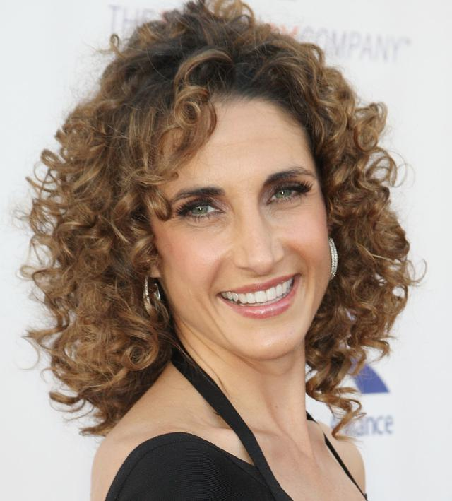 30 Curly Hairstyles for Women Over 50 - Haircuts ...