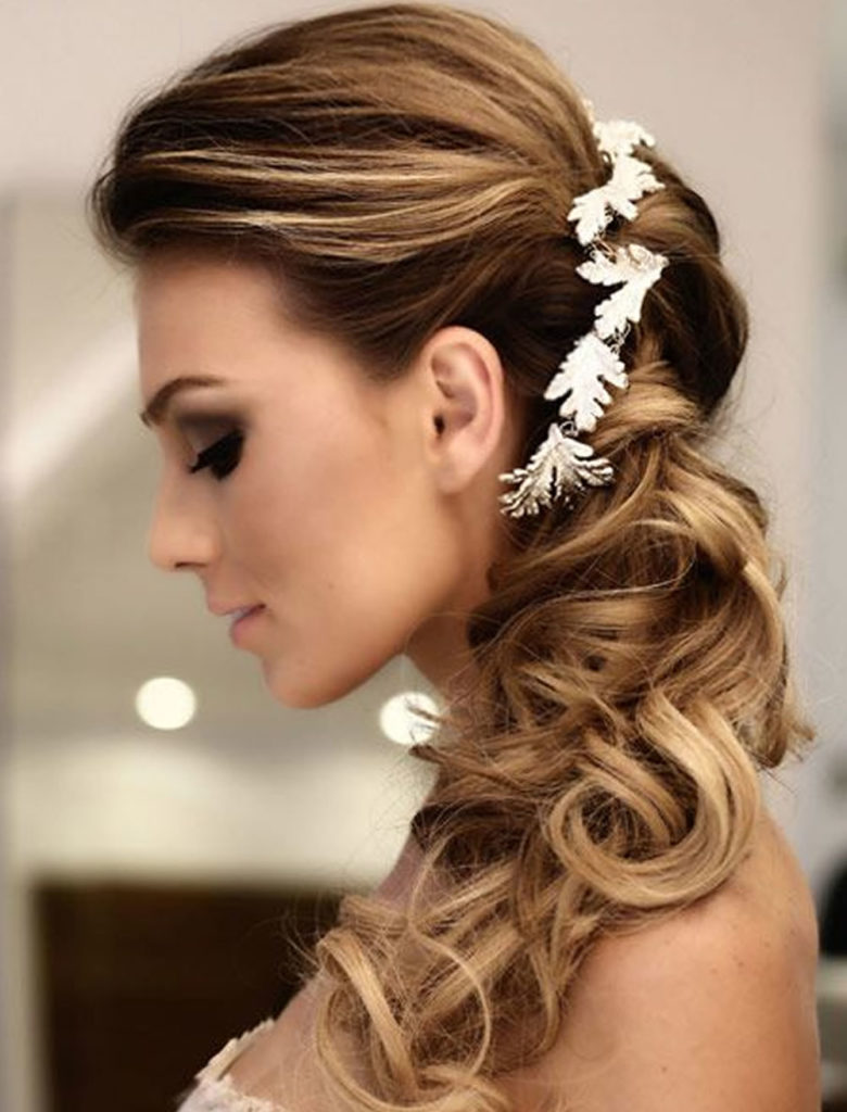 30 wedding hairstyles for women in 2018 - appear elegant and classy