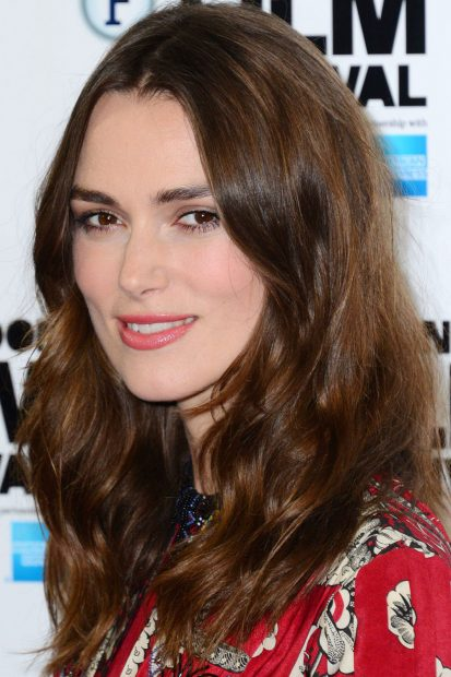 Chestnut Hue for Naturally Brunette Hair