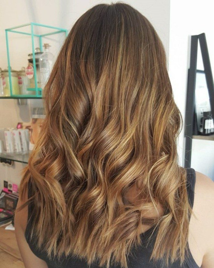 30 Caramel Highlights For Women To Flaunt An Ultimate ...