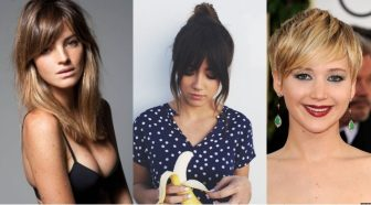 30+ Versatile Bang Haircuts For Medium Length Hairs
